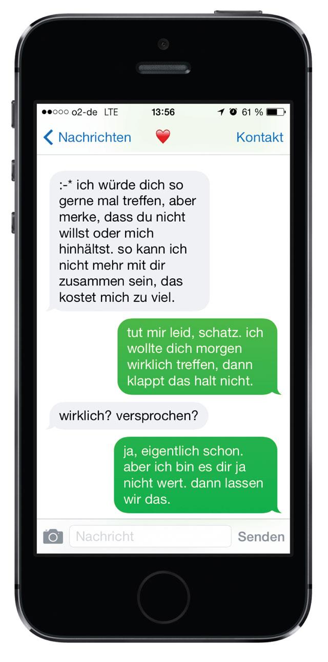 Erotische sms schreiben